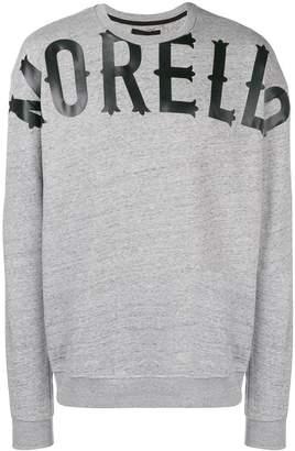 Frankie Morello logo sweatshirt