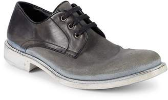 John Varvatos Men's College Derby Lace-Up Shoes