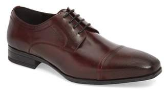 Kenneth Cole New York Embossed Cap Toe Derby