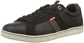 Levi's Men's Tulare Trainers, (Navy Blue 17)