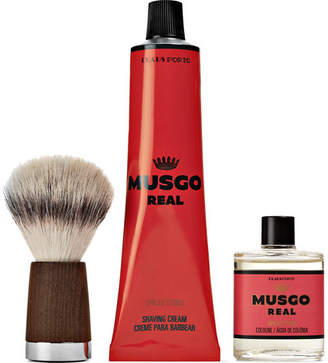 Claus Porto Musgo Real Spiced Citrus Gift Set - Men - Red