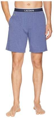 Lacoste Colours Melange Lounge Shorts Men's Pajama