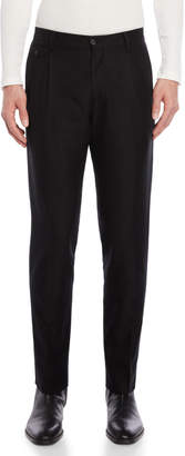 Dolce & Gabbana Pleated Tapered Dress Pants