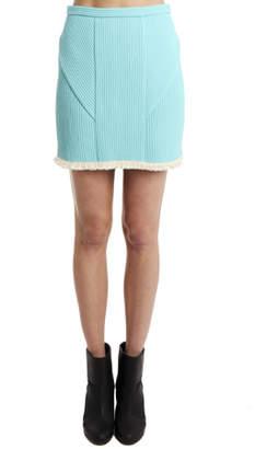 3.1 Phillip Lim Corded Mini Skirt