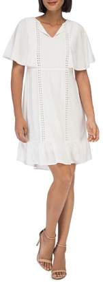 Bobeau B Collection by Dee Flounce Dress