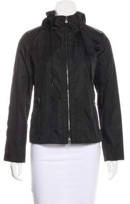 Prada Lightweight Hooded Jacket