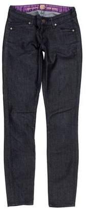 Rich & Skinny Low-Rise Skinny Jeans