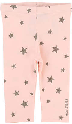 Little Marc Jacobs Allover Star-Print Stretch Leggings, Size 12-18 Months