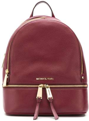 8b88323e5b37bc MICHAEL Michael Kors Purple Women's Backpacks - ShopStyle