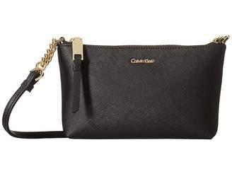 Calvin Klein Hayden Saffiano Key Item Crossbody
