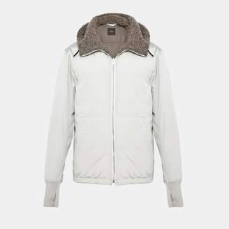 Theory Hooded Tech Liner Jacket