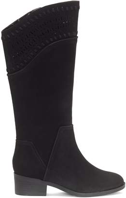 Vince Camuto Kids' Blysse Perforated-cuff Boot