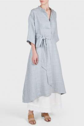 Creatures of Comfort Byron Plaid Dress