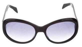 Dita Dome Gradient Sunglasses