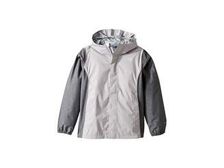 The North Face Kids Resolve Reflective Jacket (Little Kids/Big Kids) (Metallic Silver