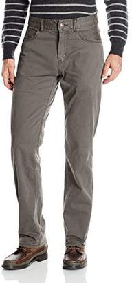 UNIONBAY Men's Shay Stretch 5 Pocket Straight Pant,32x30