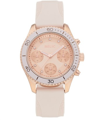 Relic Women's Jean Crystal Accent Watch