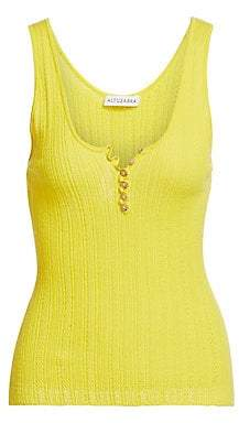 Altuzarra Women's Merino Wool& Cashmere Tank Top