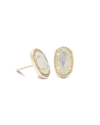Kendra Scott Emery Stud Earrings in Gold
