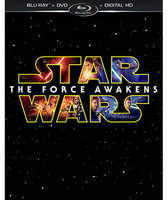 Disney Star Wars: The Force Awakens Blu-ray Combo Pack