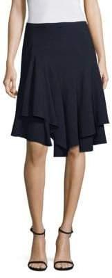 Elie Tahari Payton A-Line Skirt