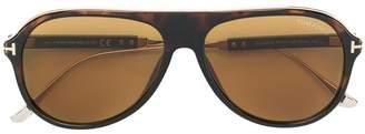 Tom Ford aviator-style sunglasses