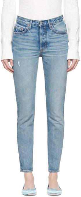 Blue Karolina Jeans