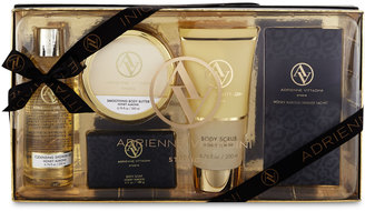 Adrienne Vittadini Five-Piece Bath Gift Set $20 thestylecure.com