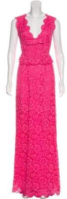 Valentino Lace Evening Gown w/ Tags