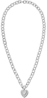 Carolina Bucci Florentine Convertible 18-karat White Gold Necklace