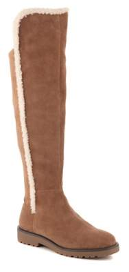 Sole Society Juno Over The Knee Boot