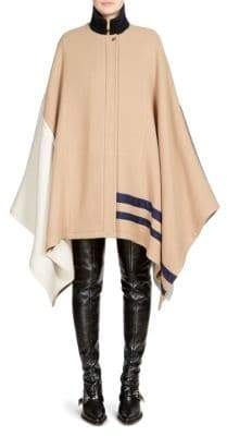 Chloé Iconic Cape Coat