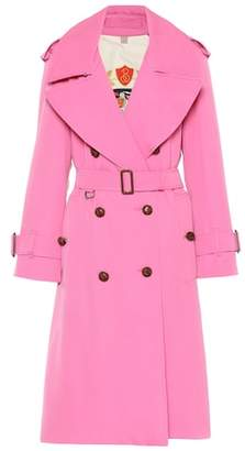 Burberry Regina 30 wool trench coat