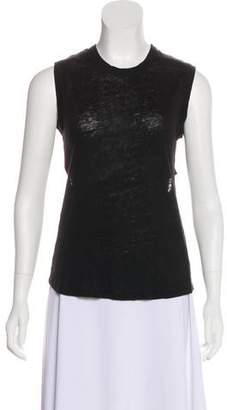 A.L.C. Sleeveless Casual Top