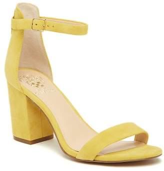 Vince Camuto Beah Block Heel Ankle Strap Sandal