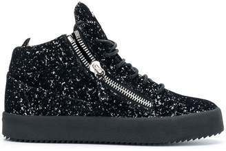 Giuseppe Zanotti Design Kriss Glitter sneakers