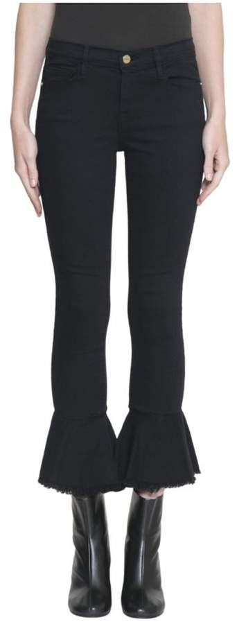 Le Skinny De Jeanne Denim Cotton Jeans