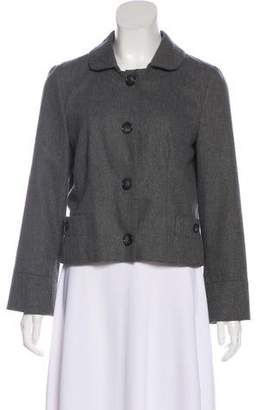 Marc by Marc Jacobs Collared Long Sleeve Jacket