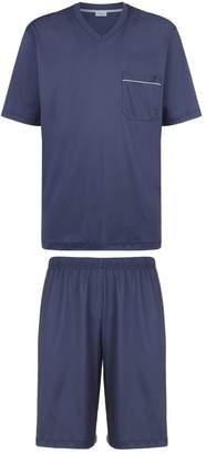 Zimmerli Jersey Pyjama Shorts Set