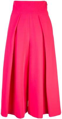 Milly front pleats skirt