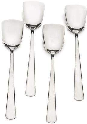 rsvp Stainless Steel Ice Cream Spoons Set of 4 NEW [Kitchen]