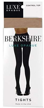 Berkshire Women's Luxe Opaque Control Top Tights 4741