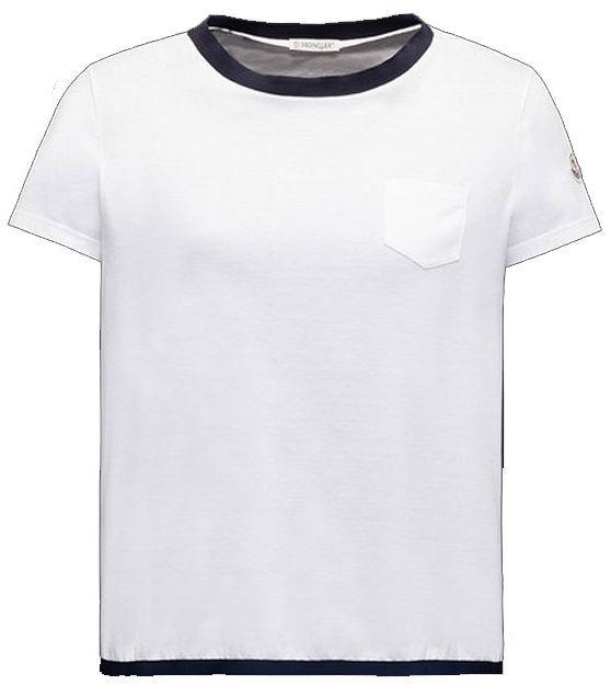 MonclerMoncler T-shirt Girocollo