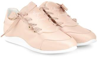 Roger Vivier Sporty Viv' Etiquette sneakers