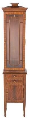 Maitland-Smith Mahogany Display Cabinet