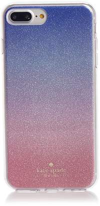 Kate Spade Sunset Ombre Glitter iPhone 7/8 Plus Case