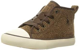 Polo Ralph Lauren Kids' Sag Harbour Hi Rubber Sneaker