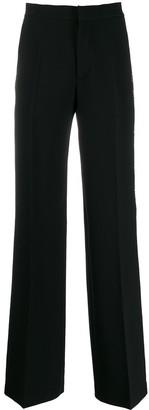 Philosophy di Lorenzo Serafini classic flared trousers