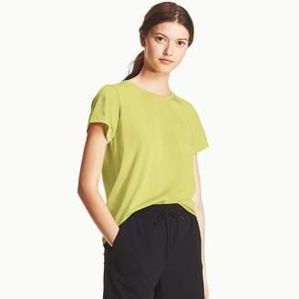 Uniqlo WOMEN Dry-EX Crew Neck Short Sleeve T