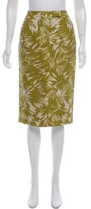 Jason Wu Printed Pencil Skirt w/ Tags